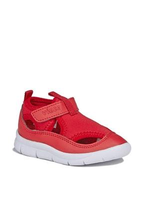 Vicco Berry Unisex Çocuk Kırmızı Spor Ayakkabı