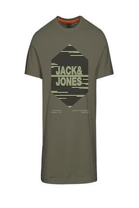 Jack & Jones Kısa Kol Cızgılı T-Shirt