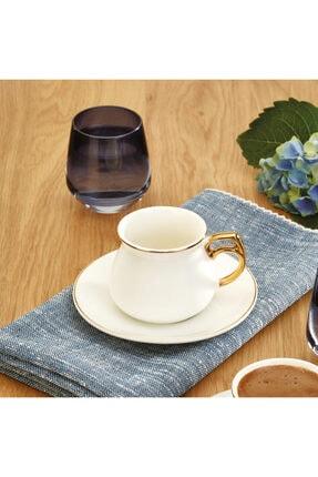 Emsan Bulut 6 Kişilik Kahve Fincanı Takımı
