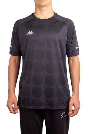 Kappa 303wg20 Poly T-shirt Soto - Siyah - L