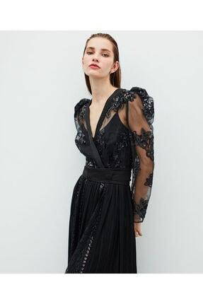 İpekyol Dantel Işlemeli Elbise