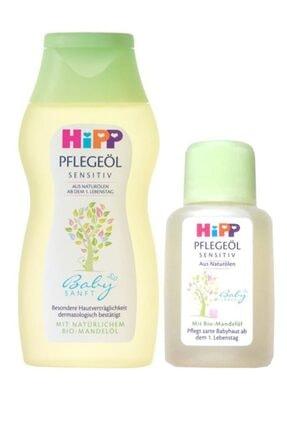 Hipp Babysanft Bebek Bakım Yağı 200 ml + 20 ml Yağ