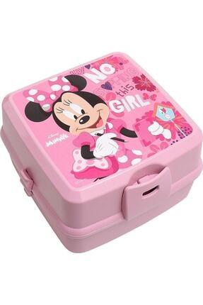 Minnie Mouse Pembe Beslenme Kabı  43610