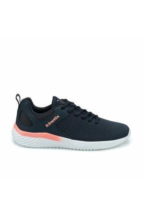 Kinetix Kadın Günlük Sneakers Ayakkabı 0p Osan Pu Lacı-somon 20w04osan