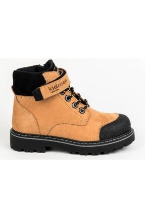 KİDMEN Deri Unisex Cocuk Ayakkabısı