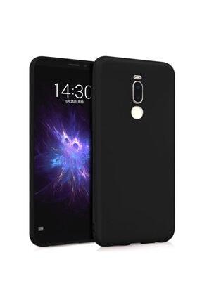 Meizu Microsonic Matte Silicone Note 8 Kılıf Siyah