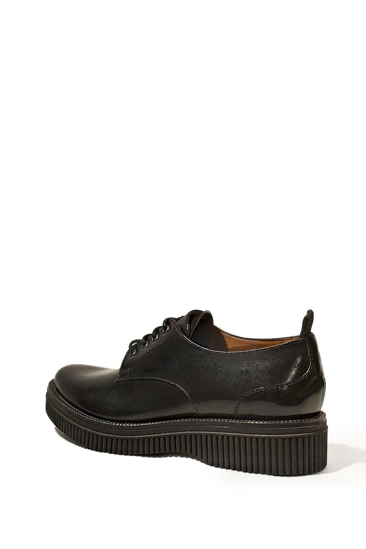 Nursace Hakiki Deri Klasik Ayakkabı Nsc17k-a53861 2