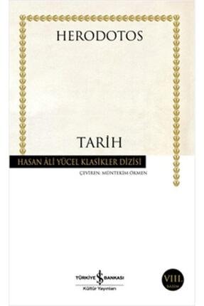 İş Bankası Kültür Yayınları Herodotos Tarih Hasan Ali Yücel Klasikler