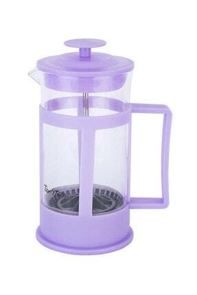 Tantitoni Mor Bitki Çayı Kahve Presi - 350 ml JEROMEB04S35M