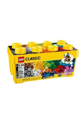 LEGO Classic 10696 Yapım Kutusu 4-99 Yaş 484 Pcs