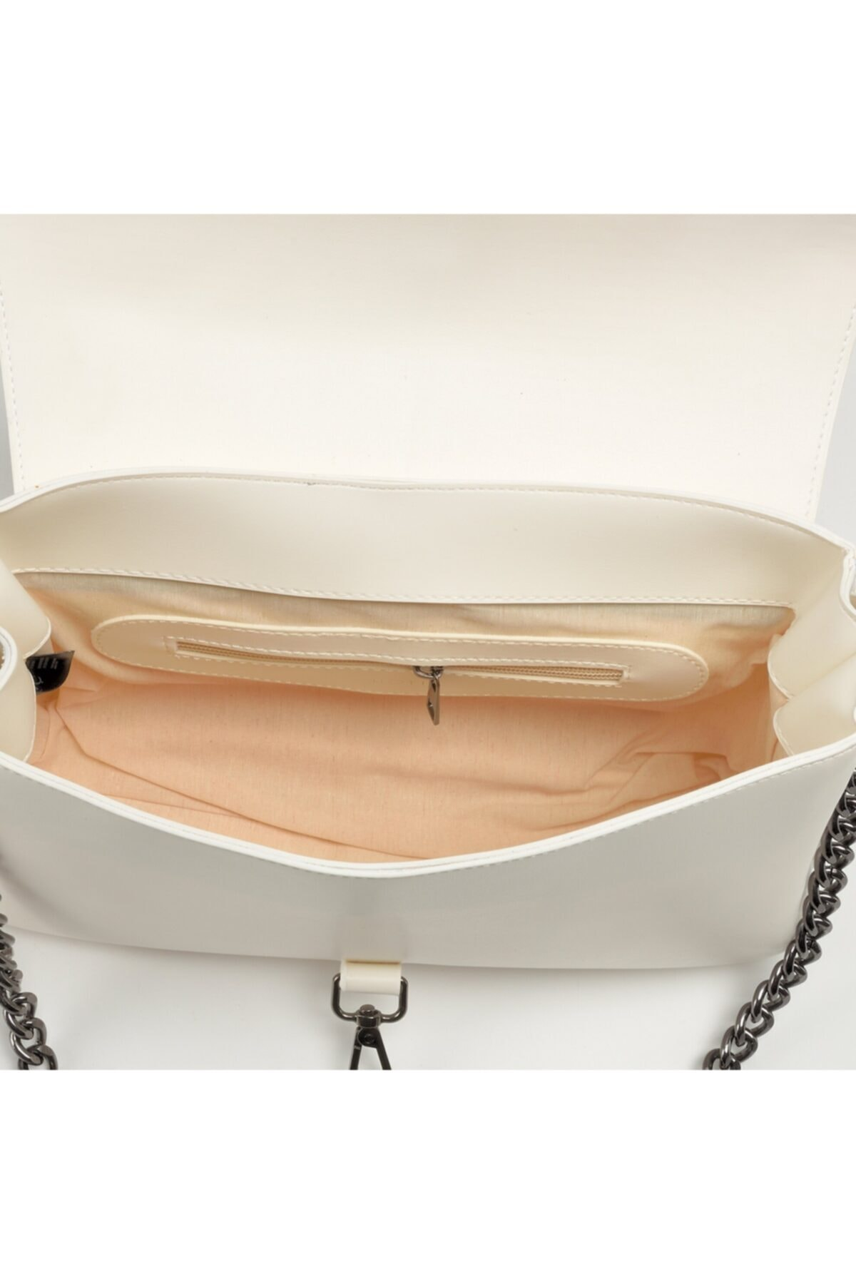 Hotiç Beyaz Kadın Mini (çapraz) Çanta 2