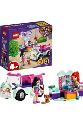 LEGO ® Friends Kedi Kuaförü Arabası 41439 Yapım Seti (60 Parça)