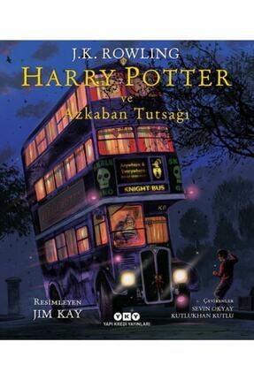 Yapı Kredi Yayınları Harry Potter Ve Azkaban Tutsağı 3 (Resimli Özel
