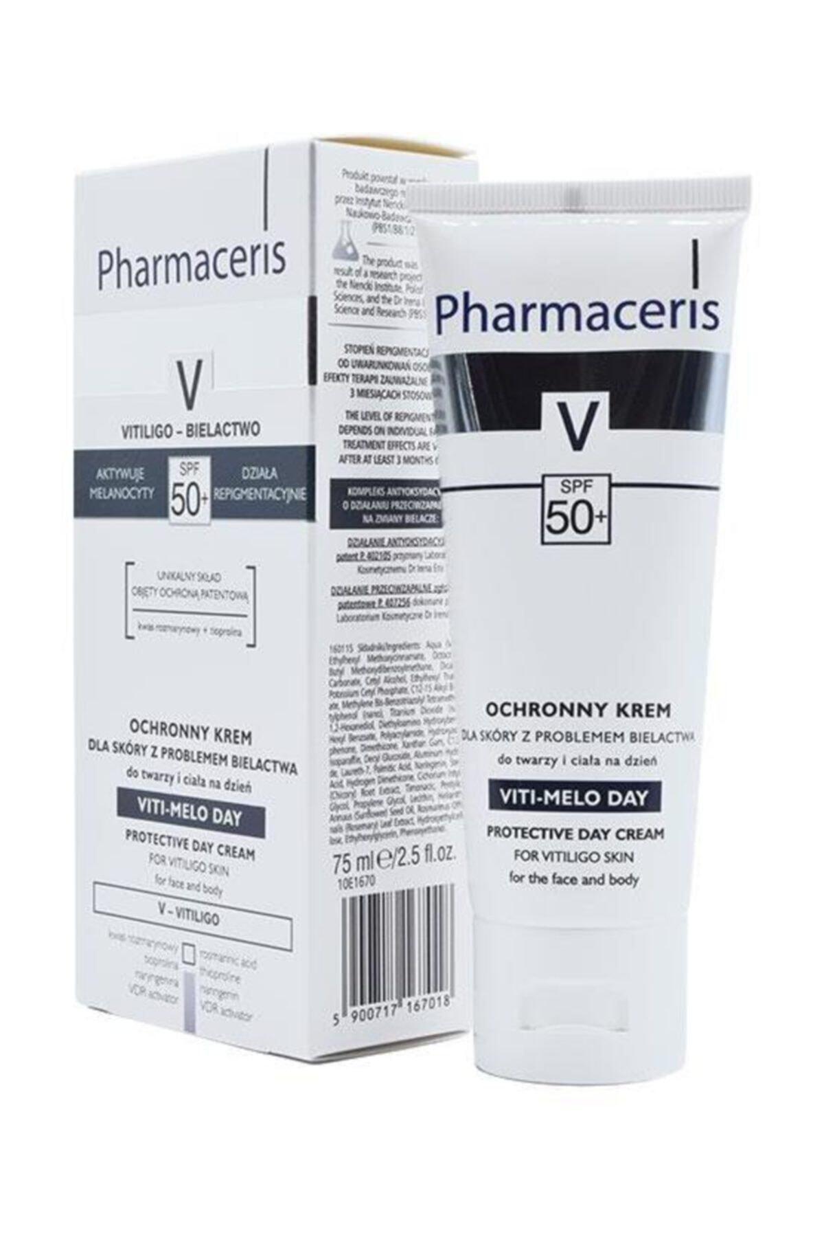 Pharmaceris Viti Melo Day Spf50+ Day Cream 75 ml 1