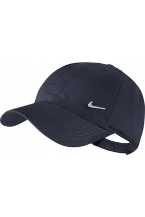 Nike Nıke Sportswear Metal Swoosh Logo Cap Şapka Cw4607-451
