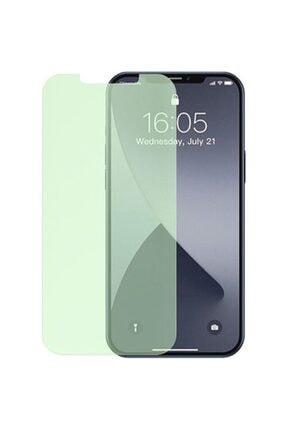 Baseus Iphone 12 Mini 0.30mm Full Tempered Cam Ekran Koruyucu 2set Anti-bluelight