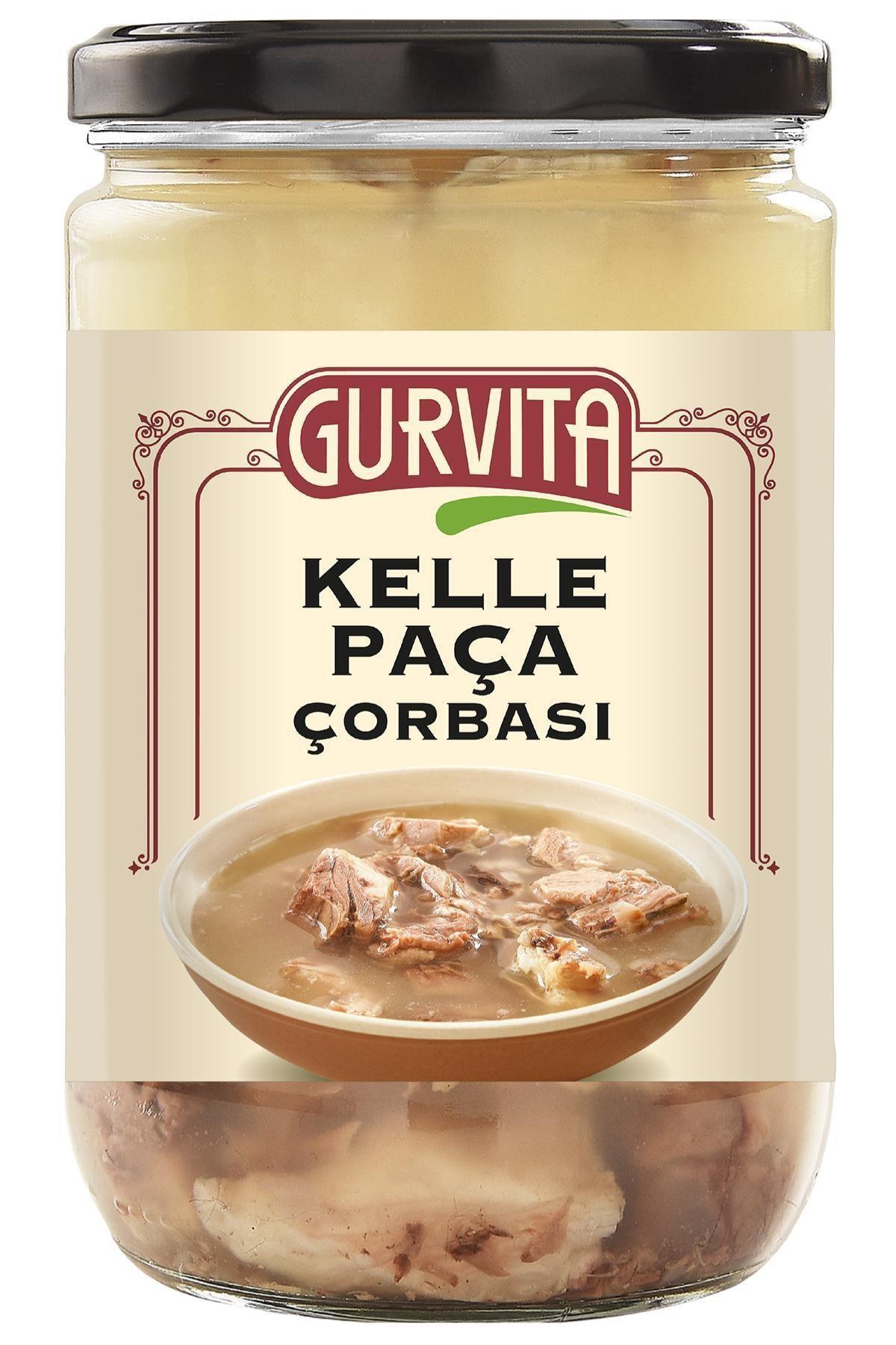 Gurvita Kelle Paça Çorbası 660 ml 1