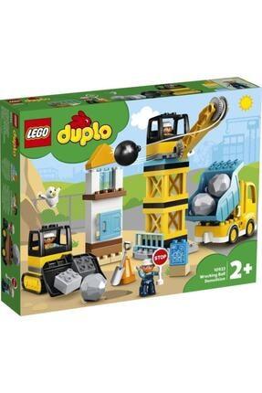 LEGO Duplo Town Inşaat Yıkım Aracı 10932