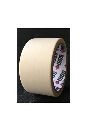 PASS 506k 2'li Maskeleme Bandı Boya Bandı Kağıt Bant 48mm