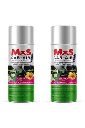 MxS Fresh Koku Bomba Araç Içi Ve Klima Koku Giderici Potpori Kokulu 200 ml - 2 Adet