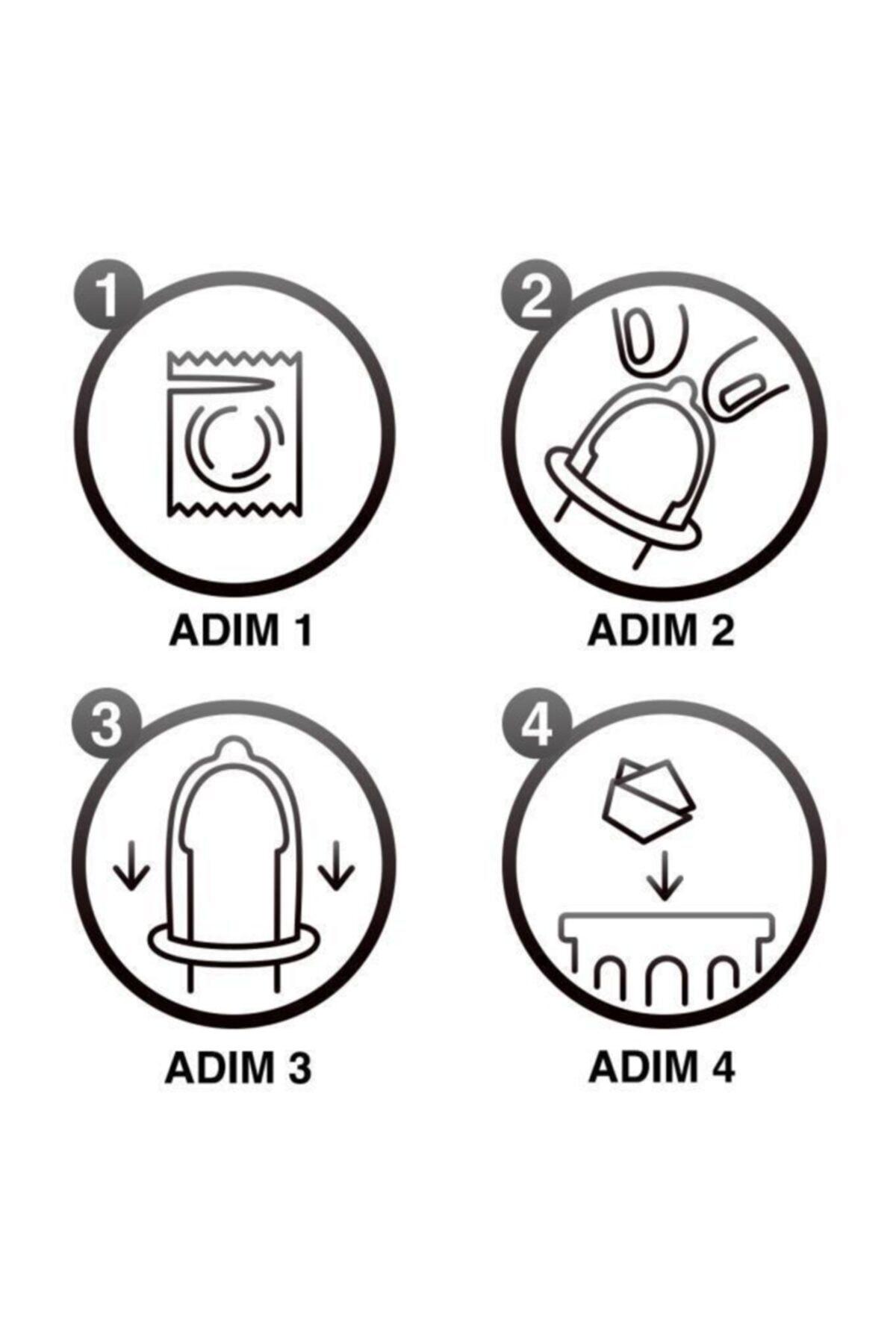 Durex Extreme Geciktiricili 40'lı Prezervatif + Extreme Jel 2