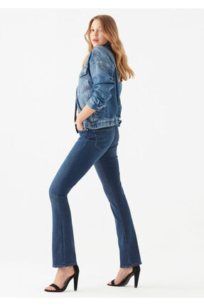 Mavi Kadın Molly Gold  Jean Pantolon 1013633700