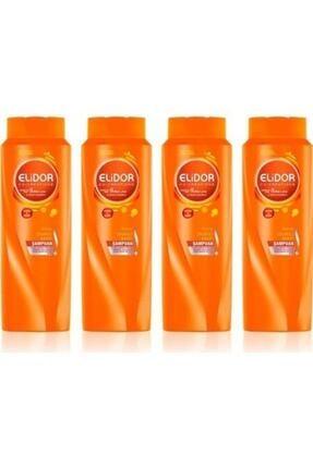 Elidor Anında Onarıcı Bakım Keratin Şampuanı 650 Ml X 4 Adet