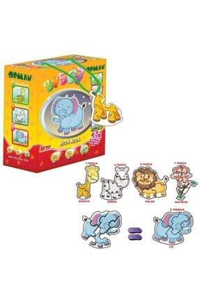 DIY Toys Orman  Puzzle