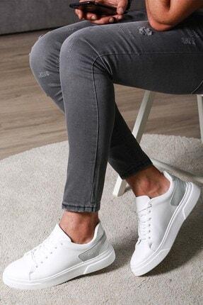 Madmext Beyaz Erkek Sneaker Ms029