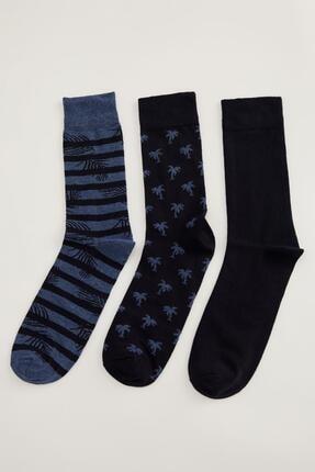 DeFacto Soket Çorap 3'lü