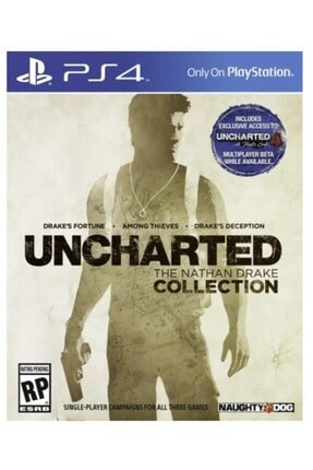 2K Games Ps4 Uncharted The Nathan Drake Collection