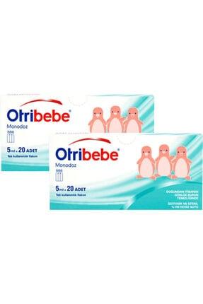 Otribebe Monodoz Steril Deniz Suyu 20 Flakon-2 Kutu