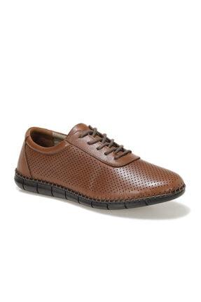 Flogart Erkek Taba Comfort Ayakkabı