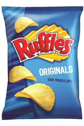 Ruffles Originals Sade Patates Cipsi Süper Boy 106 G