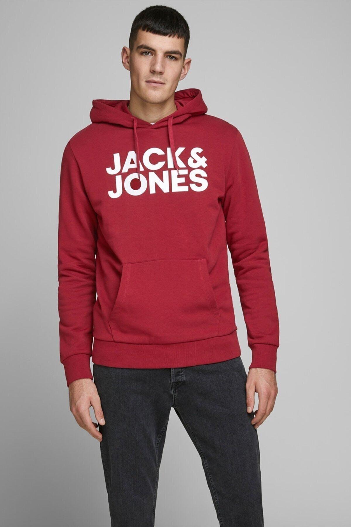 Jack & Jones Jack Jones Logo Erkek Sweat 1