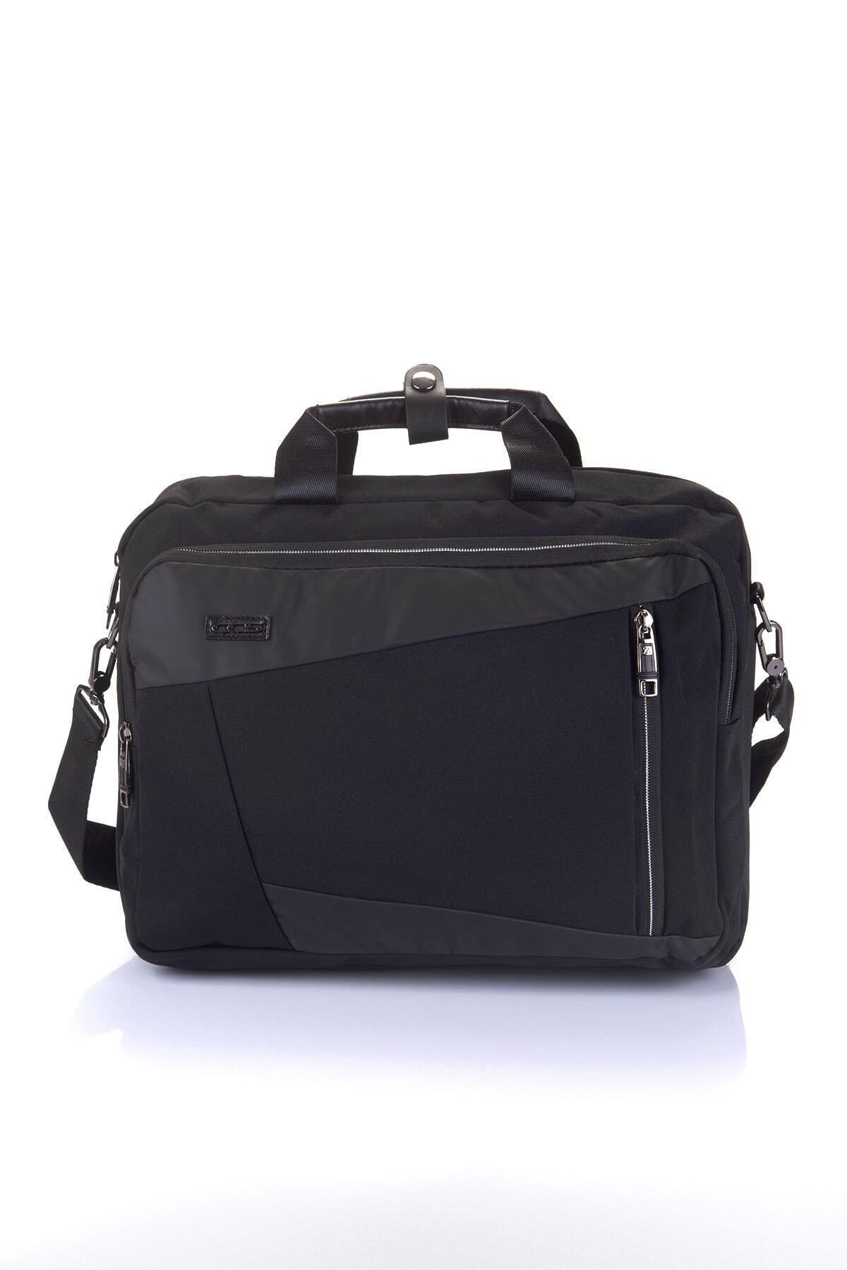 ÇÇS 71323 Omuz Askılı Laptop Evrak Çantası 1