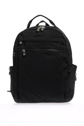 SMART BAGS Smb1247-0001 Siyah Kadın Sırt Çantası