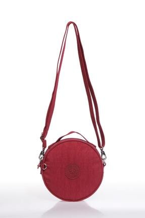 SMART BAGS Smb3024-0021 Bordo Kadın Çapraz Çanta