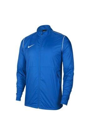 Nike Nıke Bv6904-463 M Nk Dri-fit Park20 Rn Jkt Çocuk Yağmurluk Mavi
