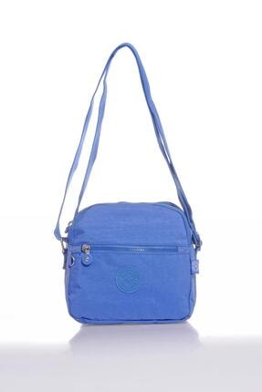 SMART BAGS Smb3058-0031 Mavi Kadın Çapraz Çanta