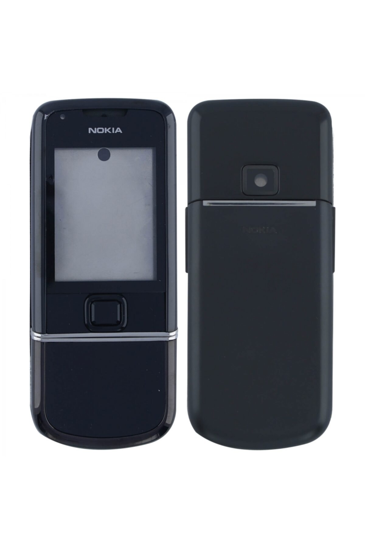 Nokia 8800 Arte Için Kasa - Siyah 1