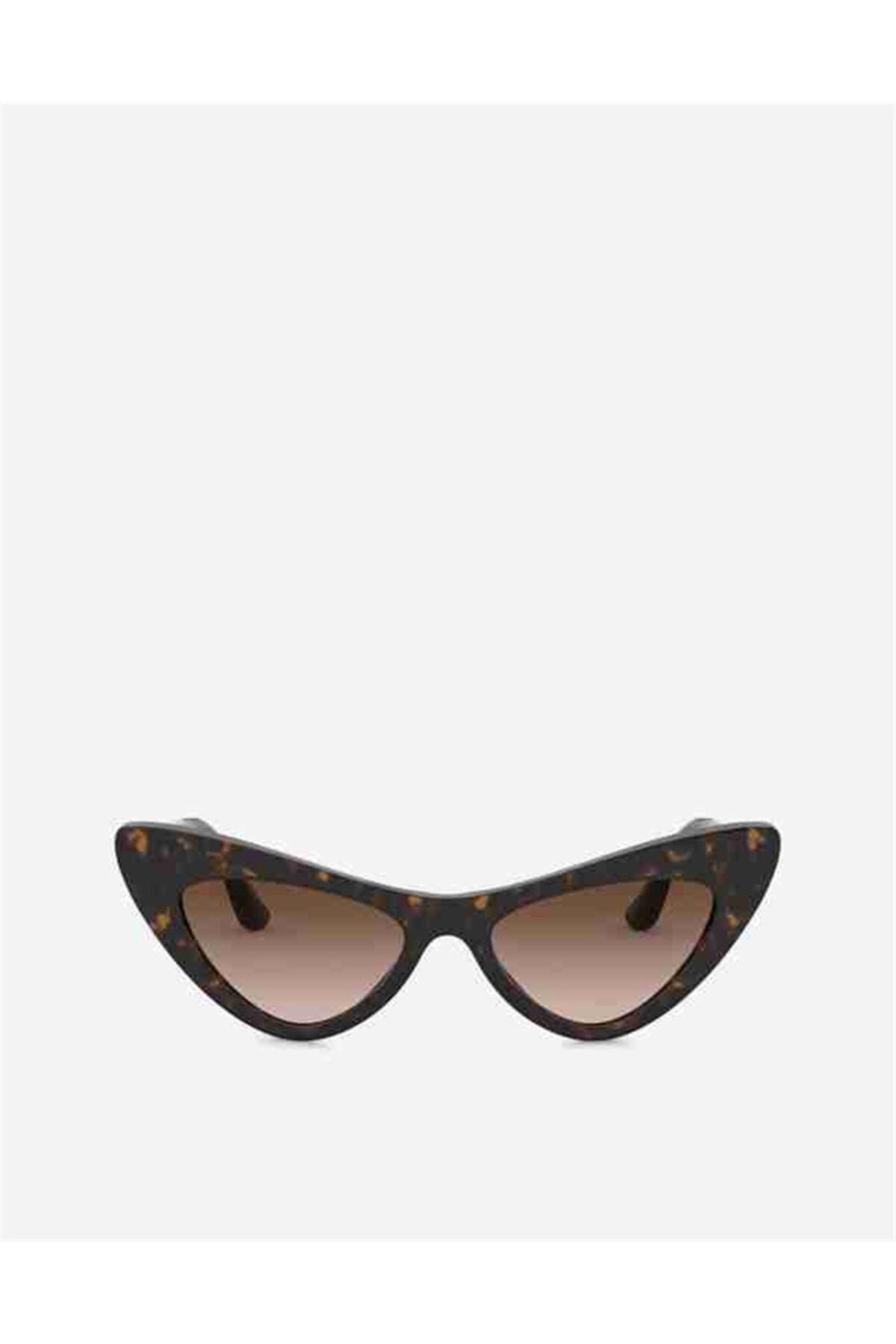 Dolce & Gabbana 4368 502/13 52 Ekartman Kadın Güneş Gözlüğü 2