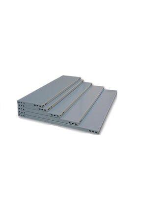 RafBurada Galvaniz Çelik Raf Tablası.Depo,Arşiv,Dosya,Kiler Rafı. 1.00 MM-43X60