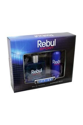 Rebul Parfüm Erkek Sport 100ml Edt+150ml Deodorant