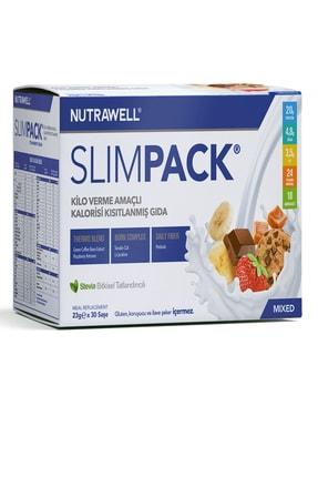 Nutrawell Slımpack Karışık (mixed) Aromalı Kutu