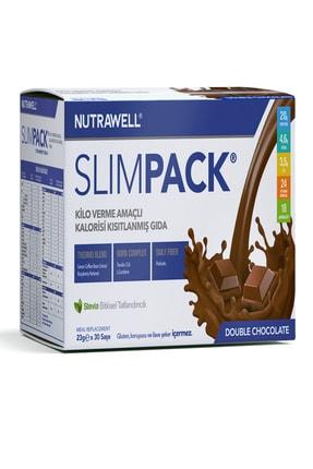Nutrawell Slımpack Çikolata (double Chocolate) Aromalı