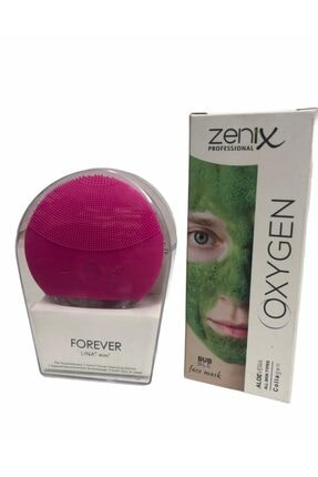 Zenix Forever Lina Mini Yüz Temizleme Cihazı Ve Maske