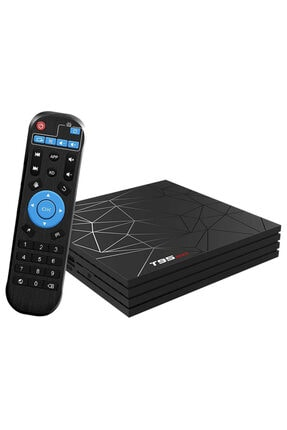 MAGBOX T95 Max 4gb Ddr3 Ram 32gb Hafıza Dahili Wifi Netflıx 6k Androıd Tv Box