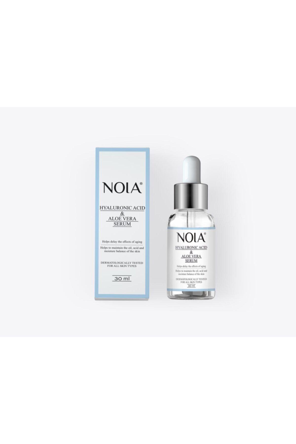 Noia Hyaluronic Acid & Aloe Vera Serum 2