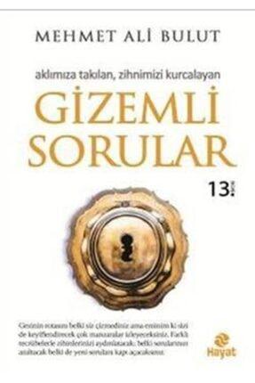Hayat Yayınları Gizemli Sorular /mehmet Ali Bulut /